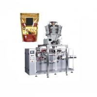 Premade Bag Packaging Machine Nut Filling Machine Manufactures