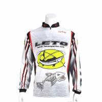 Fishing Clothing Sun Protection Fishing Shirts Anti-UV Fishing Competition Clothes Long Sleeve( Manufactures