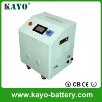 Buy cheap Solar Battery Backup 20V 20Ah from wholesalers
