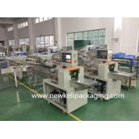Food Tray Automatic Feeding Packing Line Manufactures
