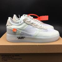 China Off-White x Nike Air Force 1 Low Sneakers Nike Men Running shoes Women Sneakers on sale