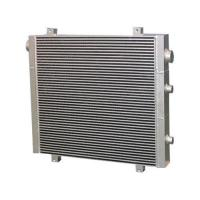 Buy cheap Screw Compressor Cooler Oil-Air Cooler for Air Compressor-3 from wholesalers