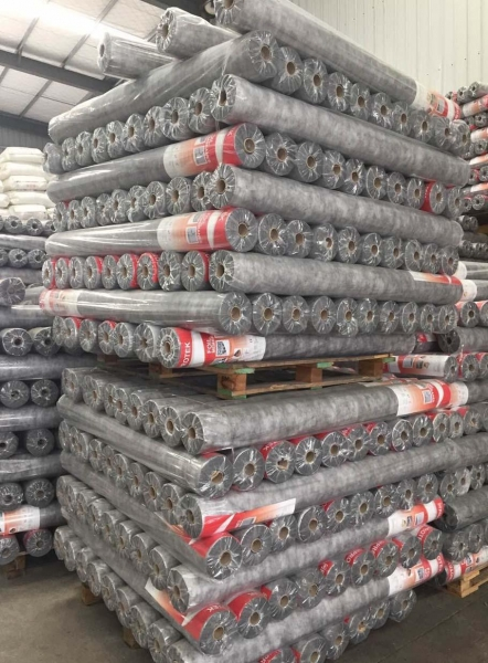 China 1.5m wide roof tile underlayment/3-layer breathable membrane