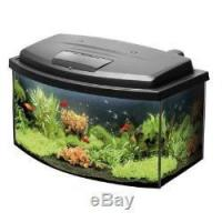 Large Fish Tank 90 Litres Complete Aquarium Set up with Heater Filter & Light Manufactures