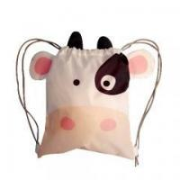 Cow Drawstring Backpack Manufactures