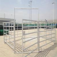 China Strong Type Portable Galvanized Horse Stall on sale
