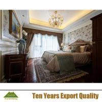 China Luxury villa bedroom sets for sale on sale