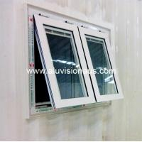 Aluminum Top Hinged Awning Window with AS2047 in AU & NZ Manufactures
