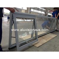 Double Awning Aluminum Window with AS2047 in Australia & NZ Manufactures