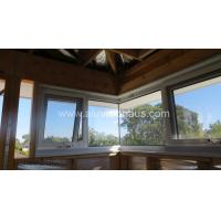 Aluminum awning corner window with AS2047 Manufactures