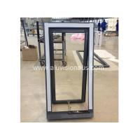 Aluminum awning window with chain winder passed AS2047 in Australia & NZ Manufactures