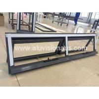 Aluminum chain winder top hinged awning window passed AS2047 Manufactures