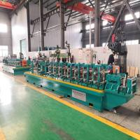 Welded Pipe Production Line ERW Pipe Making Machine Making Processing Manufactures