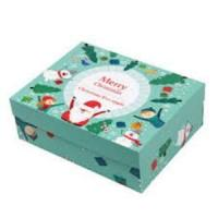 Christmas Festival Paper Boxes Candy Cookies Cake Box Manufactures