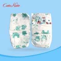 China Super Soft Care Baby Diaper Pack In Carton on sale