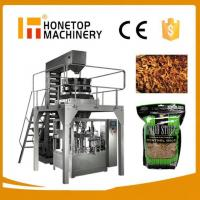 China Automatic Tobacco Pouch Packing Machine on sale