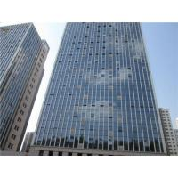 Installation and construction of curtain wall