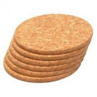 Buy cheap Cork Coasters from wholesalers