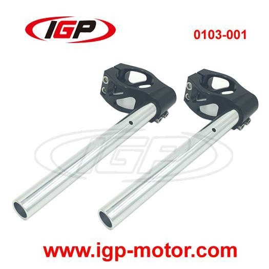 Quality Aluminum BMW S1000RR Clip On Handlebar 0103-001 Chinese Supplier for sale