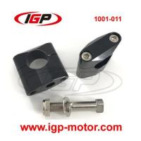 Universal CNC Aluminum Motorcycle Handlebar Risers 1001-011 Chinese Supplier Manufactures