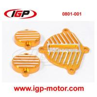 Yinxiang150 Aluminum Engine Side Cover Cylinder Head Cover Chinese Supplier 0801-001 Manufactures