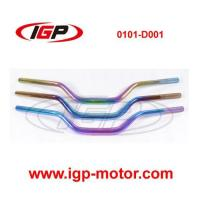Buy cheap Stainless Steel Motorcycle 28.6mm Gloss Handlebar 0101-D001 Chinese Supplier from wholesalers