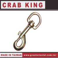 Zinc plated snap hook Manufactures