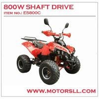 Buy cheap 49cc 2 stroke electric atv 800w from wholesalers