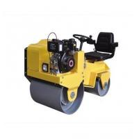 Buy cheap 530Kg Double Drum Ride On Soil Compaction Road Vibro Roller from wholesalers