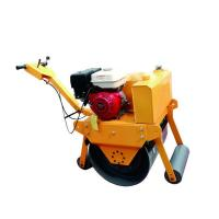 Buy cheap Single drum walk behind soil compaction road vibro roller with Honda GX160 from wholesalers