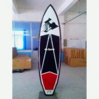 China Paddle Board 9'6 epoxy stand up paddle board on sale