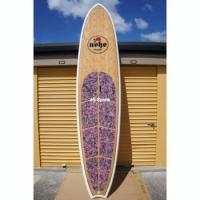 China Paddle Board High quality bamboo stand up paddle board on sale