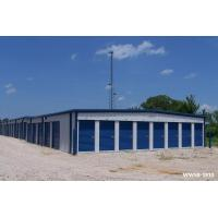 Steel Structure Warehouse Pre-engineered Metal Building Kits for Mini Storage Manufactures