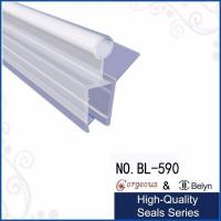China special shower door water seal strip lowes insulation PVC edging seal strip on sale