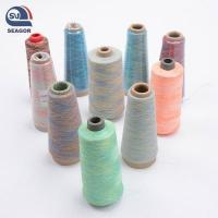 Colocful Section Dyed Space Dye Dyed Yarn Manufactures
