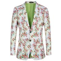 Printed suit NO.: Spring flower Printed suit Manufactures
