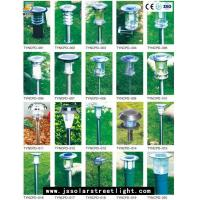 Solar Lighting LED Lawn Light Outdoor, Solar Street Light Manufactures