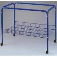 China Bird Cages Name:YA112-1 large dark blue bird cage stand with wheels on sale