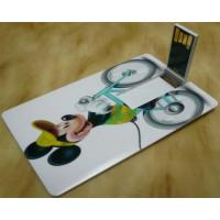China Full color print pen drive 8gb on sale
