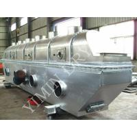 Buy cheap Drying Machines ZLG Series Vibrating Fluid Bed Dryer from wholesalers