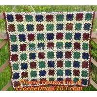 Crochet Blanket, Table Clothes, Table Mats