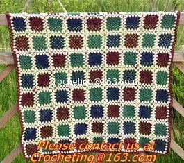Quality Crochet Blanket, Table Clothes, Table Mats for sale