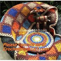 Crochet Blanket, Table Clothes, Table Mats Manufactures