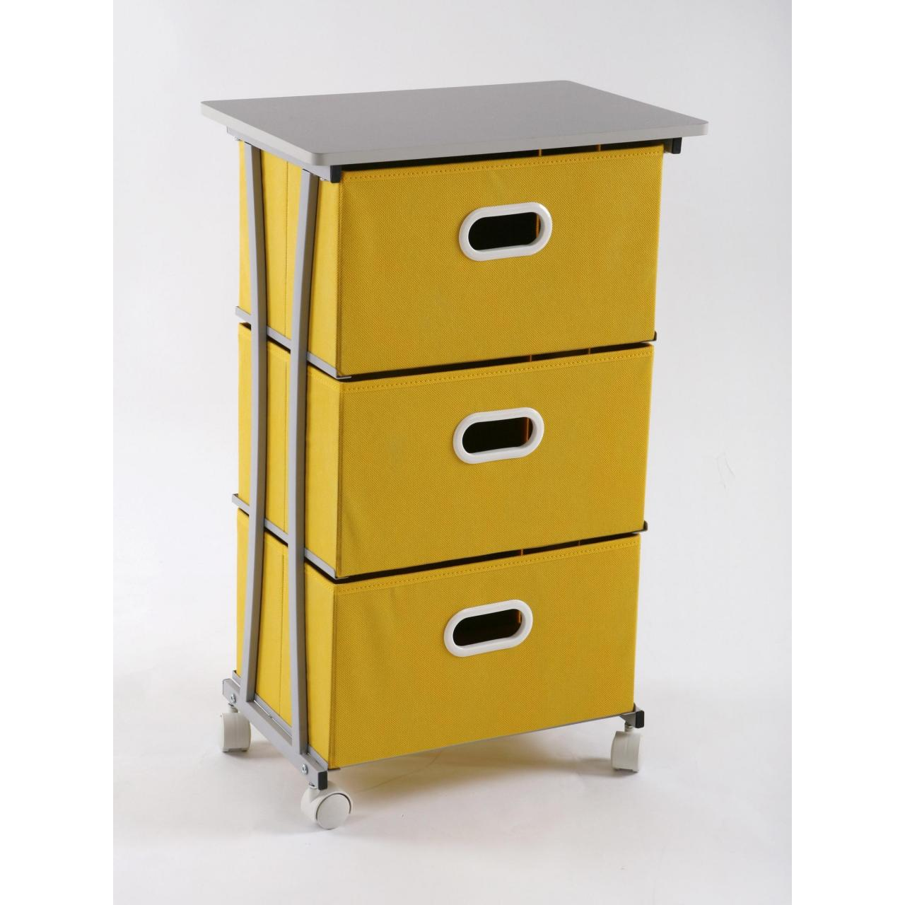 Buy cheap Tiered Drawer Cart from wholesalers