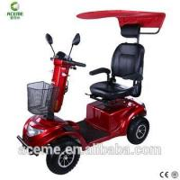 China front independent suspension all terrain electric mobility scooter handicapped for disable on sale