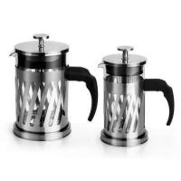 2018 Hot Sale Wholesale Coffee Plunger Stainless Steel French Press Coffee Maker Manufactures