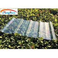 Corrugated Fiberglass Roofing Panel Manufactures