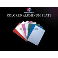 China Colored Aluminum Plate on sale