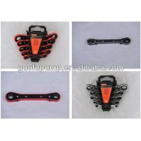 China HAND TOOLS RATCHET RING SPANNER SET -- B SERIES on sale