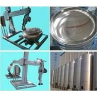 Stainless steel Automatic Tank Polishing Machine Manufactures
